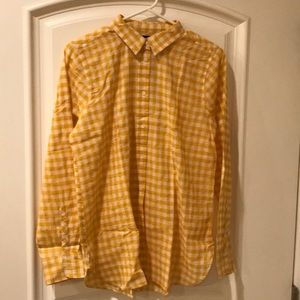 J. Crew Tall Classic-fit boy shirt size 6